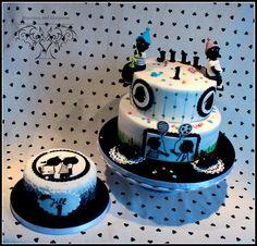 Jip & Janneke cake made by stunningandgorgeous.nl loved making it!