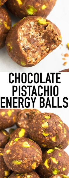 This gluten free CHOCOLATE PEANUT BUTTER NO BAKE ENERGY BALLS recipe requires simple ingredients. Easy to make and great as a healthy snack or healthy dessert. From cakewhiz.com
