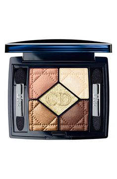 Dior 'Cherie Bow' 5 Couleurs Eye Palette available at Nordstrom Dior Makeup, Love Makeup, Makeup Looks, Blush Makeup, Makeup Kit, Eye Palette, Eyeshadow Palette, Neutral Palette, Gold Eyeshadow