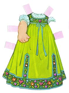 Rosebud Paper Doll Book: Silvie (14 of 16), 1978 Western 1982-1