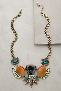 Norrland Necklace - anthropologie.com #anthrofave