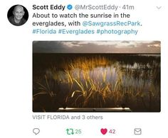 Excited to be hosting Scott Eddy for a sunrise shoot this morning! 😍 Stay tuned to our social media channels for more! VISIT FLORIDA Visit Lauderdale