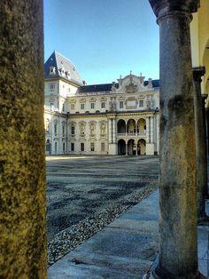 Turin, Italy, Castello del Valentino. #Torino