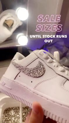 Custom Af1, Custom Shoes, Nike Custom, Custom Air Force 1, Handmade Shop, Handmade Items, Nike Swoosh Logo, Great Gifts, Amazing Gifts