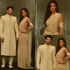 Aditya roy kapoor and Katrina kaif for Fitoor