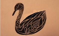 Swan tattoo design by phoebesfantasy.deviantart.com on @deviantART