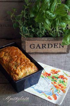 Cake con feta ed erbe aromatiche - IlGattoGhiotto.it