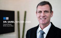 Dr. Michael Formenius, Founder of Dr. Michael's Dental Clinics, is proud to welcome General Dentist Dr. Sarel Van Der Linde…