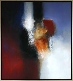 Eelco Maan, October, 100 x 110 cm, available at Galerie Tolg'Art, Wierden / www.tolg-art.nl