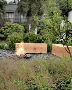 Oak bench's