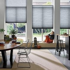 Best Blinds, Internal Design, Window Dressings, Window Styles, Living Room With Fireplace, Blinds For Windows, Elegant Homes, Window Coverings, Wall Colors