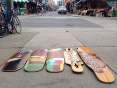 A new spread of decks from #LoadedLongboards has arrived at our #KensingtonMarket location
