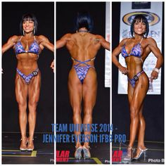 Team universe 2014.   Masters 40+ figure class A - 2nd place. Masters 35+ figure class A -2nd place*. Open figure class A - 4th place.   *earned pro card