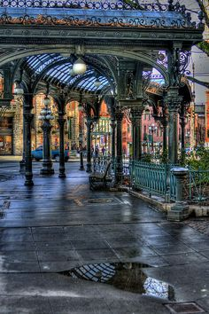 ✮ Pioneer Square, Seatte - HDR - Great Pic!