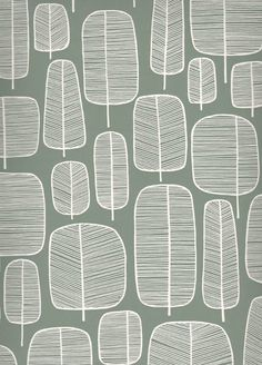 Wallpaper Little Trees MISP1044