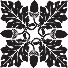 Acorn Coloring Page | Mountain Wood Works Inc. Acorn Interiors | Pages Black Hills Log Home ...