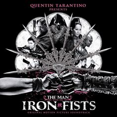 THE MAN WITH THE IRON FISTS • Soundtrack • Out 23.10.12 • #RZA • http://sco.lt/5oueoL