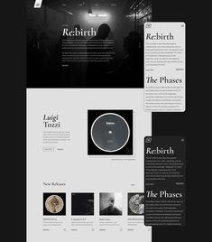 Technopedia on Behance Website Design Layout, Website Design Inspiration, Digital Web, Ui Ux, Mood Boards, App Design, Adobe Photoshop, Behance, Frames