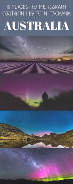 10 places to photograph Southern Lights. Star gazing is relaxing and peaceful. Fortunately, there are plenty of places in Australia to view the stars. Australia In unserem Blog viel mehr Informationen https://storelatina.com/australia/travelling #Avstralija #ആസ്ത്രേലിയ #Ostrali #Австралия
