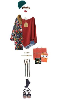 """""""Bird Song, Florence + Machine"""" by blendasantos ❤ liked on Polyvore"""