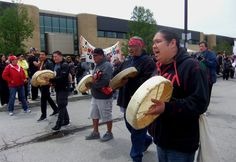 Thousands join residential school survivors in reconciliation walk | National Observer