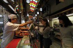 Best Kyoto Cooking Class, Sake Tasting and Nishiki Food Market Walking Tour