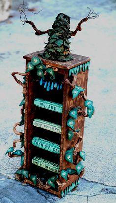 story box by Maureen Carlson
