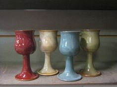 Love our Wine Goblets! Wine Goblets  $14.00 each