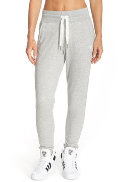 adidas Originals Slim Cuffed Track Pants available at #Nordstrom