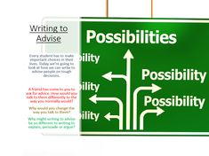 A fully differentiated and resourced lesson that explores how to approach writing to advise pieces and provides scaffolded sentences, a clear model and an . Aqa English Language, Differentiation, Teaching Resources, Sentences, Classroom Ideas, Advice, Student, Writing, Paper