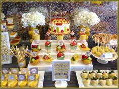 Beautiful Dessert Station
