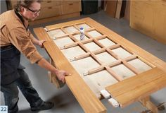 Build Your Own French Doors - Woodworking Projects - American Woodworker