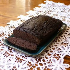 Margaret's Dish: Chocolate Zucchini Banana Bread (grain-free, made with coconut flour) {we loved this; devoured by mama and toddler alike! --SMS}