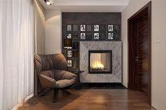 Zdjęcie projektu Korso BSE1113 Modern Family House, Modern House Design, Beautiful House Plans, Beautiful Homes, Design Case, Home Fashion, Architecture Design, New Homes, Construction