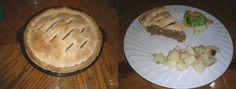 Venison Meat Pie