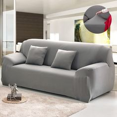 EECOO Furniture Protector Full Stretch Lightweight Elastic Fabric Soft, Multiple Colors and Sizes - Walmart.com
