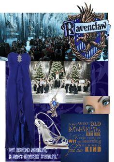 """Ravenclaw Yule Ball"""