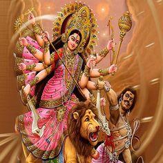 अष्टमी मां दुर्गा की   या देवी सर्वभूतेषु शक्तिरूपेण संस्थिता | नमस्तस्यै नमस्तस्यै नमस्तस्यै नमो नम: ||