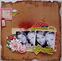 A Project by Mettek from our Scrapbooking Gallery originally submitted 12/15/11 at 05:29 AM