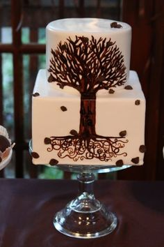 Josie & Llyod's Tree Cake