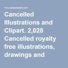 Cancelled Illustrations and Clipart. 2,028 Cancelled royalty free illustrations, drawings and graphics available to search from thousands of vector EPS clip art providers.