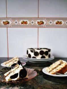 Bolo formigueiro - funfetti oreo cake