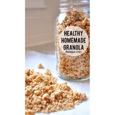 """""""Healthy & Simple Granola  21 day Fix approved▪️1/3 cup pure maple syrup ▪️4 teaspoons coconut extract ▪️1/2 teaspoon salt ▪️1/2 cup melted coconut oil…"""""""