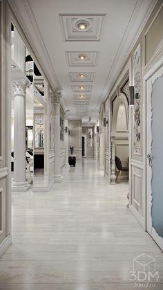 31 Best Ideas For Exterior Classic Decor Ceiling Design Living Room, Home Room Design, Home Interior Design, Exterior Design, Design Bedroom, Mansion Interior, Dream House Interior, Luxury Homes Interior, Beige Living Rooms