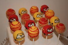 Cars Theme Cake Pops
