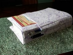Sewing Tutorial: Create a Cover With Handles to Carry Your Bible or Other Study Books!