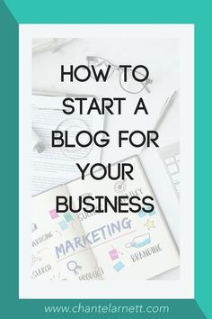 """This guide answers the question """"How to start a blog for your business?"""" and more!"""