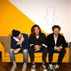 LANY – same couch, same house. Lany Band Wallpaper, Paul Jason Klein, Indie Pop Bands, Steve Lacy, Band Wallpapers, Band Photography, Music Like, Sing To Me, Band Photos
