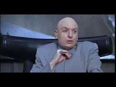 Austin Powers - 100 billion dollars - YouTube