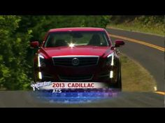 2013 Cadillac ATS: Available for test drive now. Contact me for a test drive!